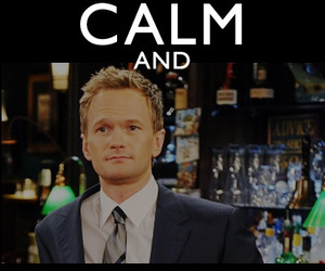 Barney Stinson, how i met your mother, and legendary image