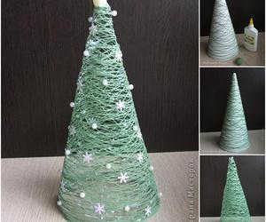 christmas, christmas tree, and diy image