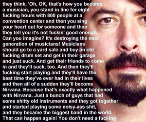 dave, foo fighters, and grunge image