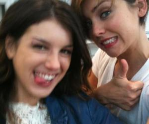 90210, Jessica Stroup, and Shenae Grimes image