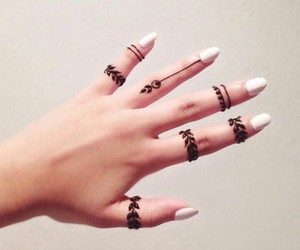 diy, henna, and so cute image