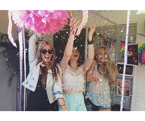 birthday, party, and debby ryan image