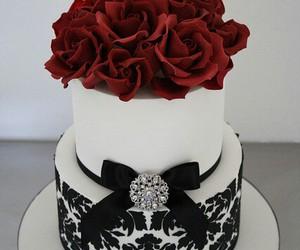 cake, tasty, and inspiration image