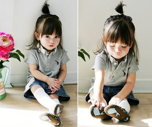 kids, cute, and baby image