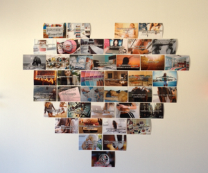 bedroom, Collage, and diy image
