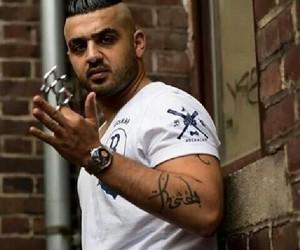 rapper, kurdo, and tattoo image