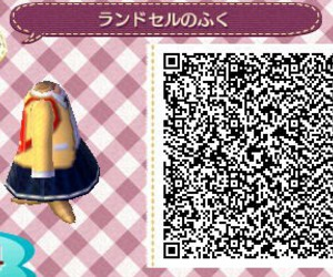 qr code and acnl image