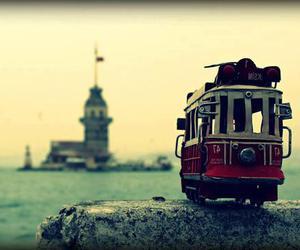 istanbul, kız kulesi, and sea image