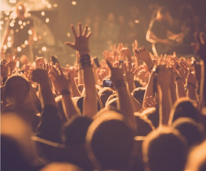 concert, party, and music image