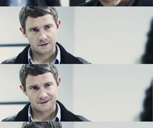 doctor who, Martin Freeman, and sherlock image
