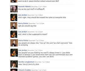 facebook, harry potter, and pwned image