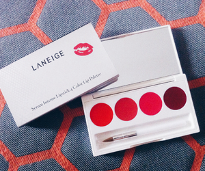 lip color, laneige, and lipstick palette image