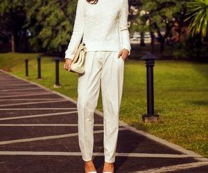 blogger, elegance, and fashion image