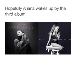 funny and ariana grande image