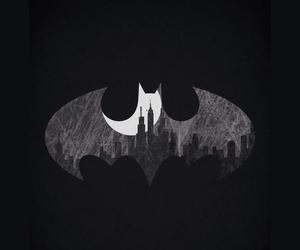 wallpaper, batman, and black image