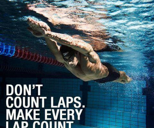 lap, swimmer, and swimming image