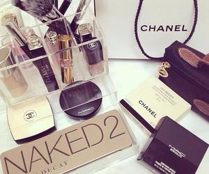 accessories, chanel, and make up image