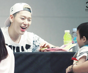 zico, block b, and woo jiho image