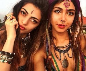 beauties, dread locks, and jewels image