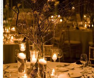 decorations, romantic, and rustic image