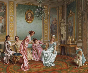 fashion, ladies, and romantic image