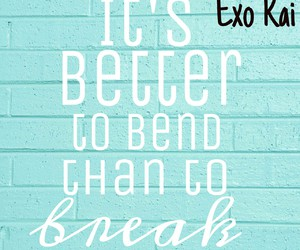 exo, quote, and inspirational image