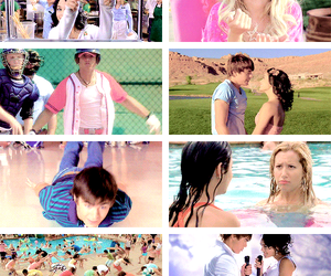movie, hsm 2, and high school musical 2 image