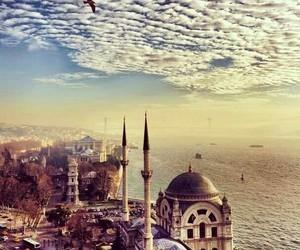 istanbul, subhanallah, and sea image