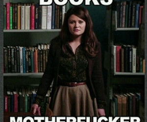 belle, once upon a time, and book image