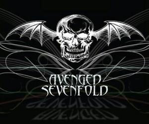 avenged sevenfold, band, and music image