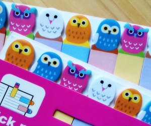 back to school, cartoon owl, and owl paper image