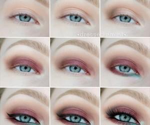 diy, makeup, and pale image