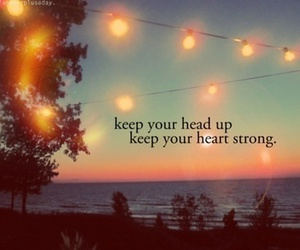 quotes, heart, and strong image