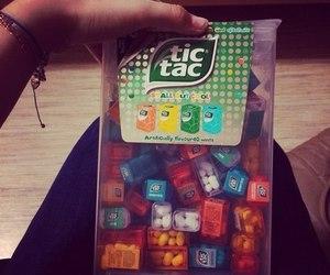 tic tac, food, and sweet image