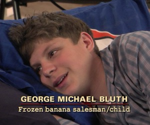arrested development and george michael bluth image