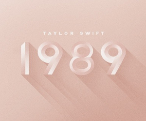 Taylor Swift, 1989, and rose gold image