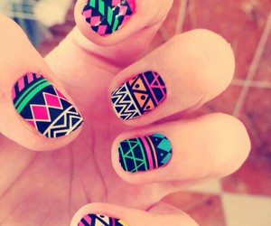 beautiful, nails, and nail art image