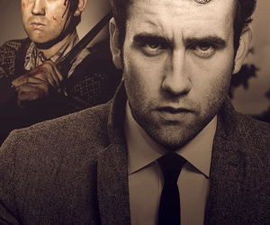 Matthew Lewis, harry potter, and actor image