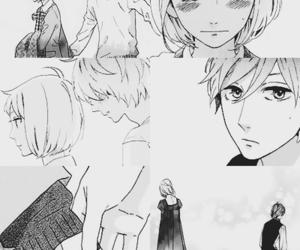 hirunaka no ryuusei and anime image