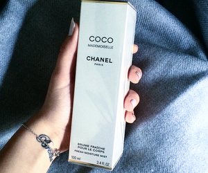chanel, coco, and grey image