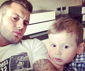 aw, baby, and jack wilshere image