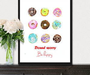 etsy, watercolor illustration, and food illustration image
