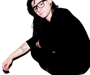 skrillex, dubstep, and music image