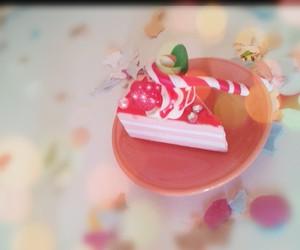 cake, fimo, and cute image