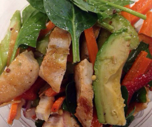 healthy and salad image