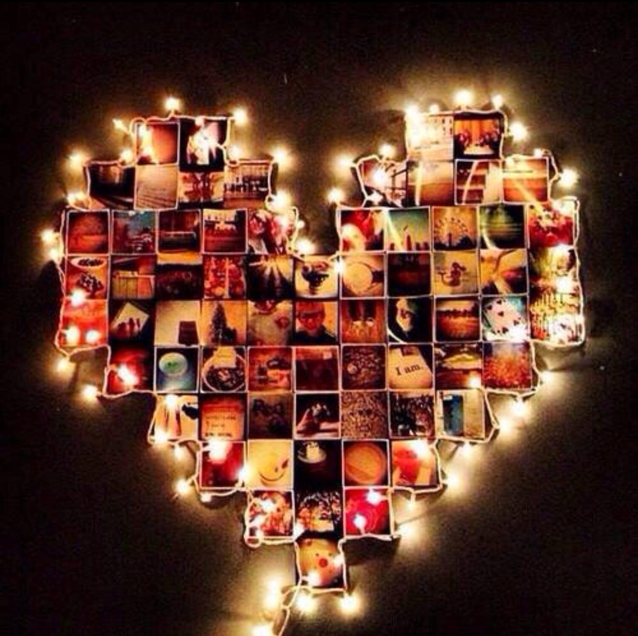 creative, beautiful, and heart image