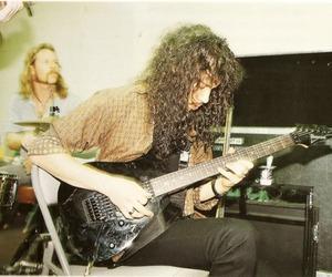James Hetfield, metallica, and kirk hammett image