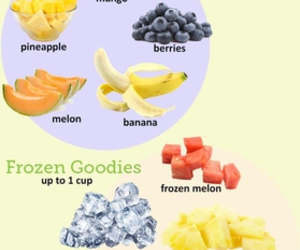 diy, healthy, and smoothie image