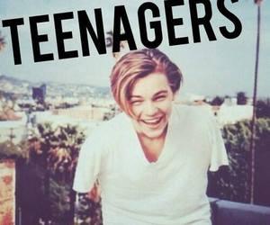 teenager, leonardo dicaprio, and young image