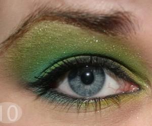 eye shadow and fashion image